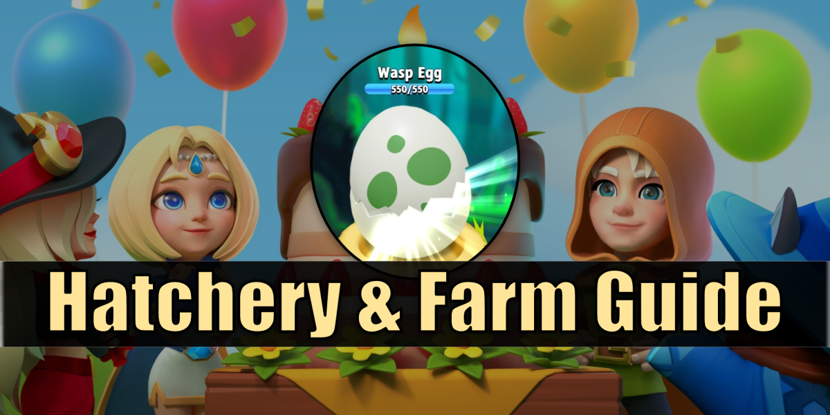 """Everything you need to know about these curious little eggs now dropping in """"Archero."""""""