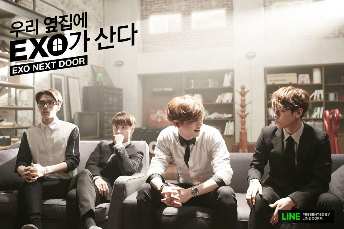 Series Review: EXO Next Door