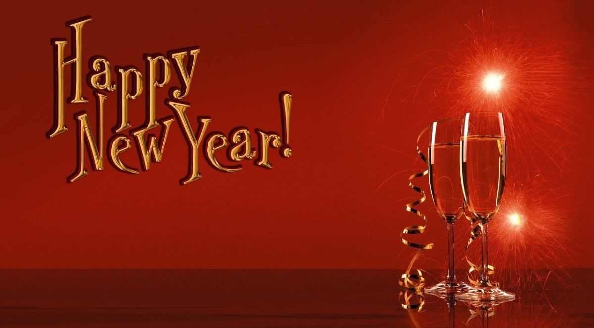 Happy New Year - Happy New Days