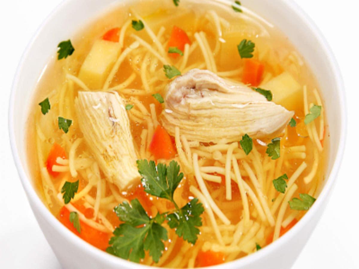 Thupka-Indian noodle soup