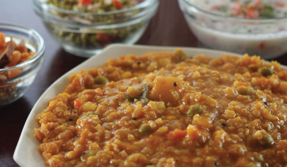 bisibelle bath-one pot meal