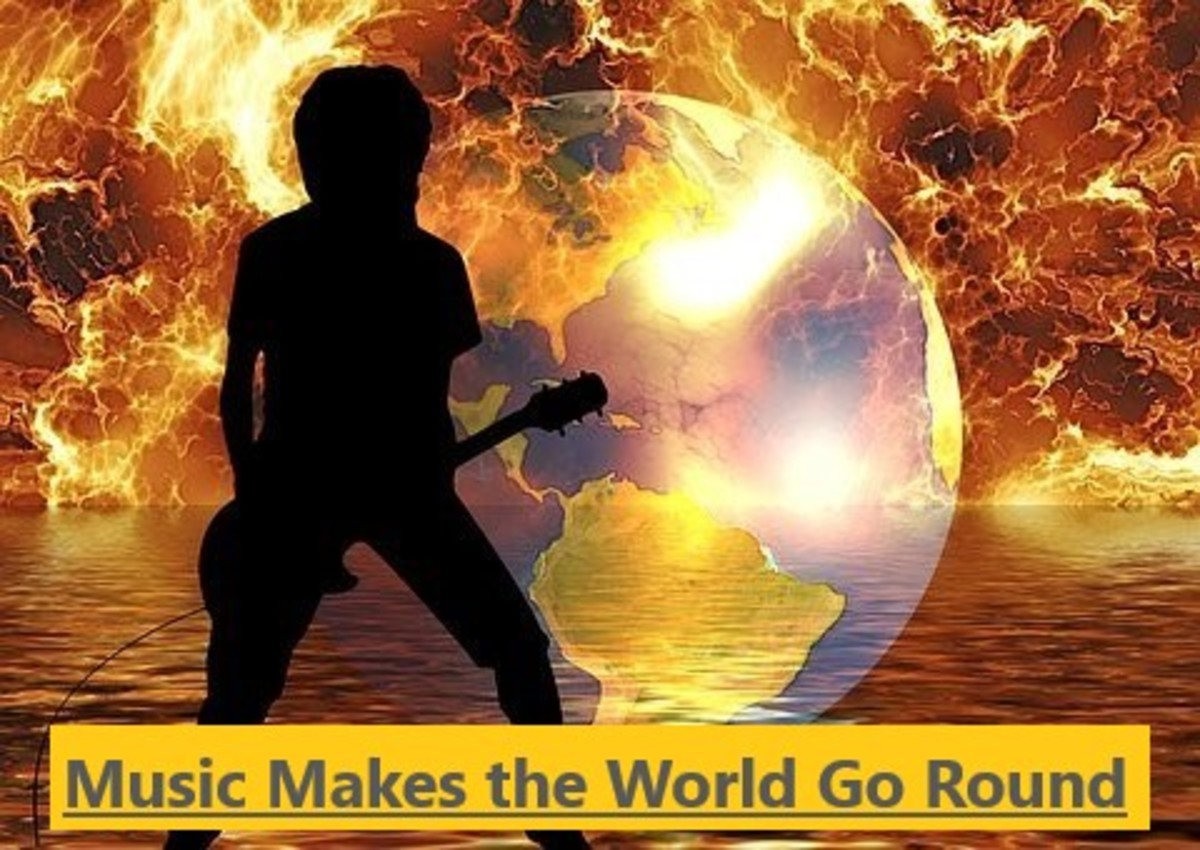 Does music rock your world? Or do you prefer the soothing sounds of a classic ballad? Perhaps it's a bit of Country that   shapes your day?