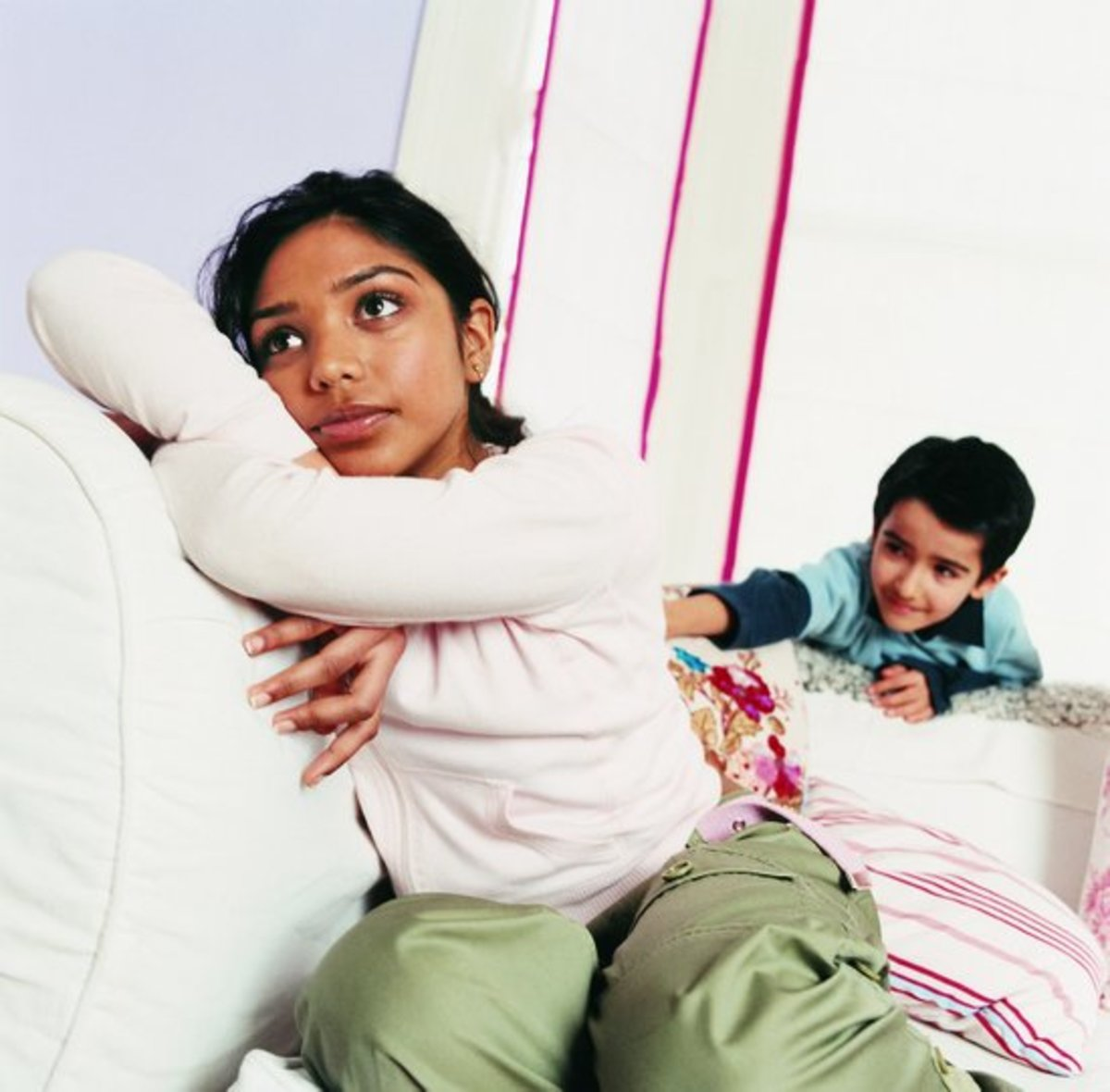 There is an unspoken expectation that oldest siblings parent younger siblings.  There are parents who contend that why should they raise children when their oldest children have the maturity to do the job as well as being part of the family.
