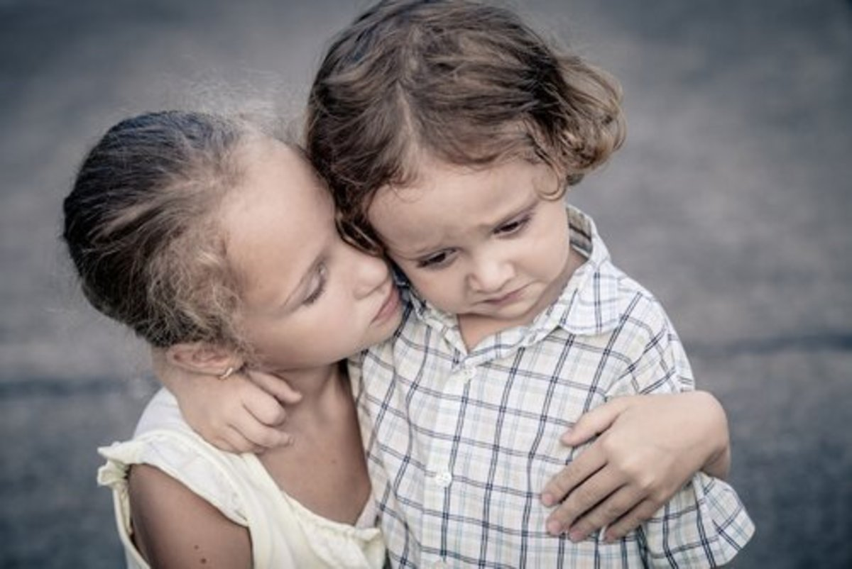 Oldest children assume leadership roles in the family. This leadership is transferred to being caretakers for younger siblings. They are there for younger siblings when parents can't be.