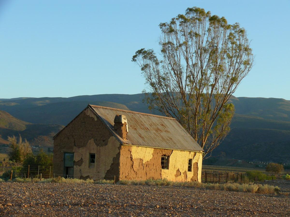 Photogenic Old House