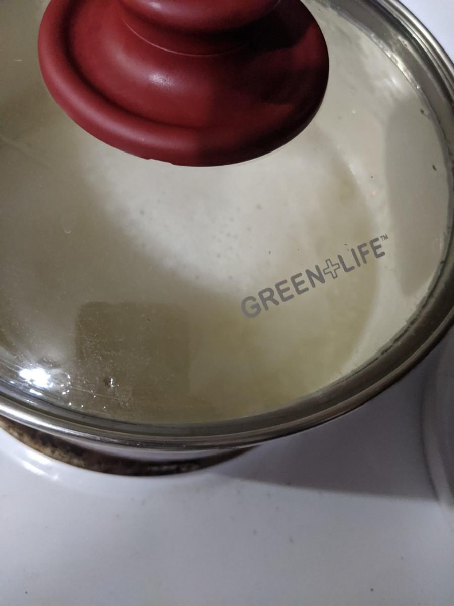 Do NOT open pan