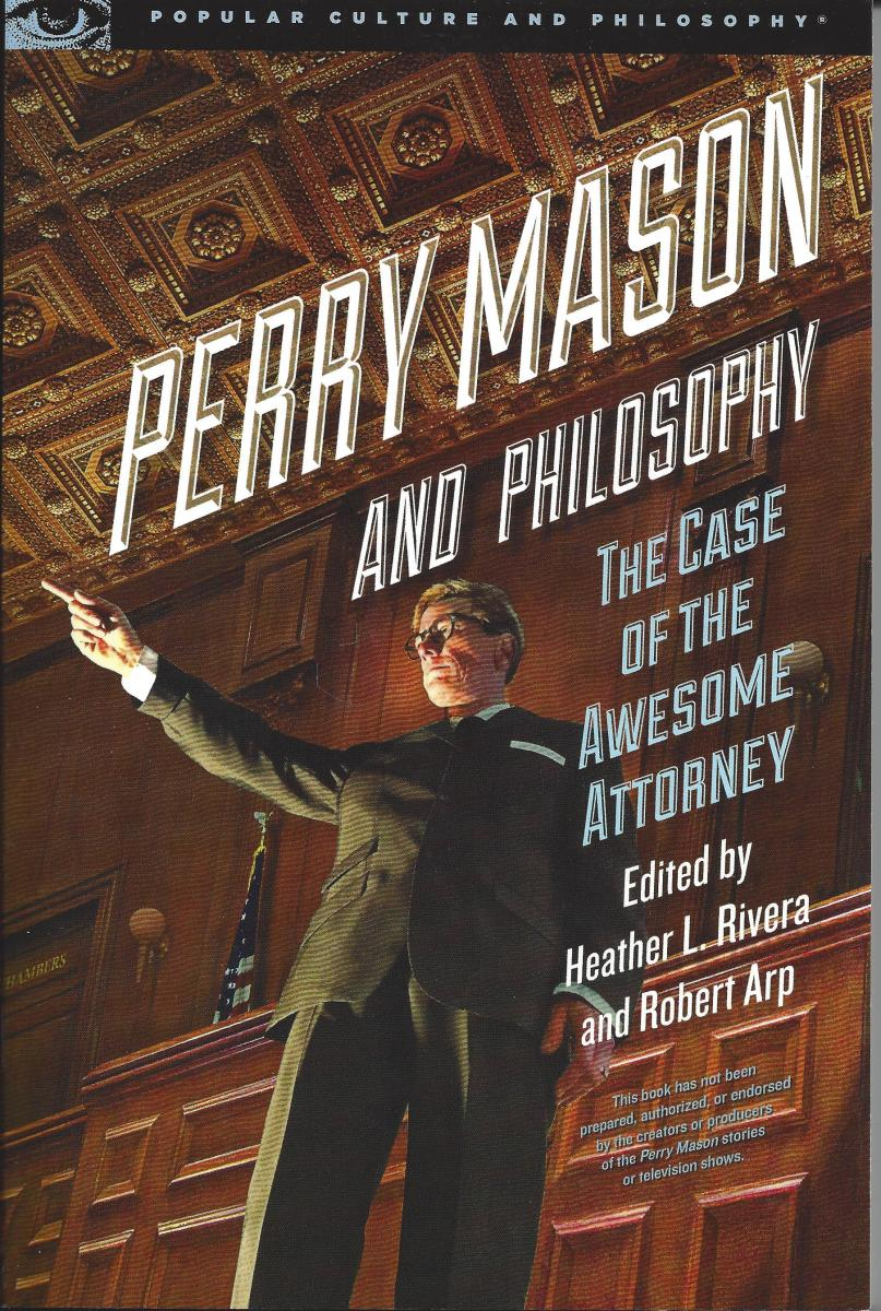 Book Review: 'Perry Mason and Philosophy'