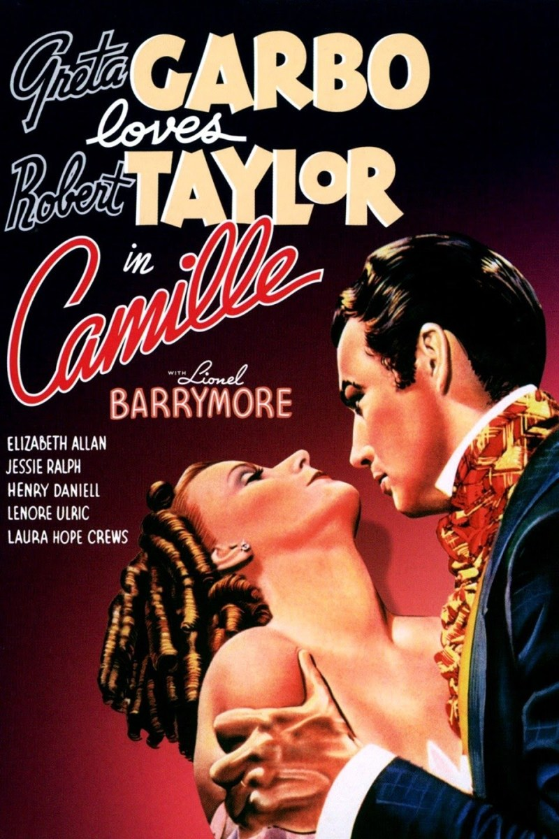 Garbo's Favorite Film Camille