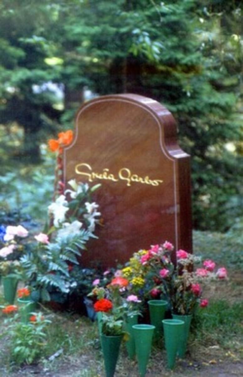 Gabor's Grave Marker