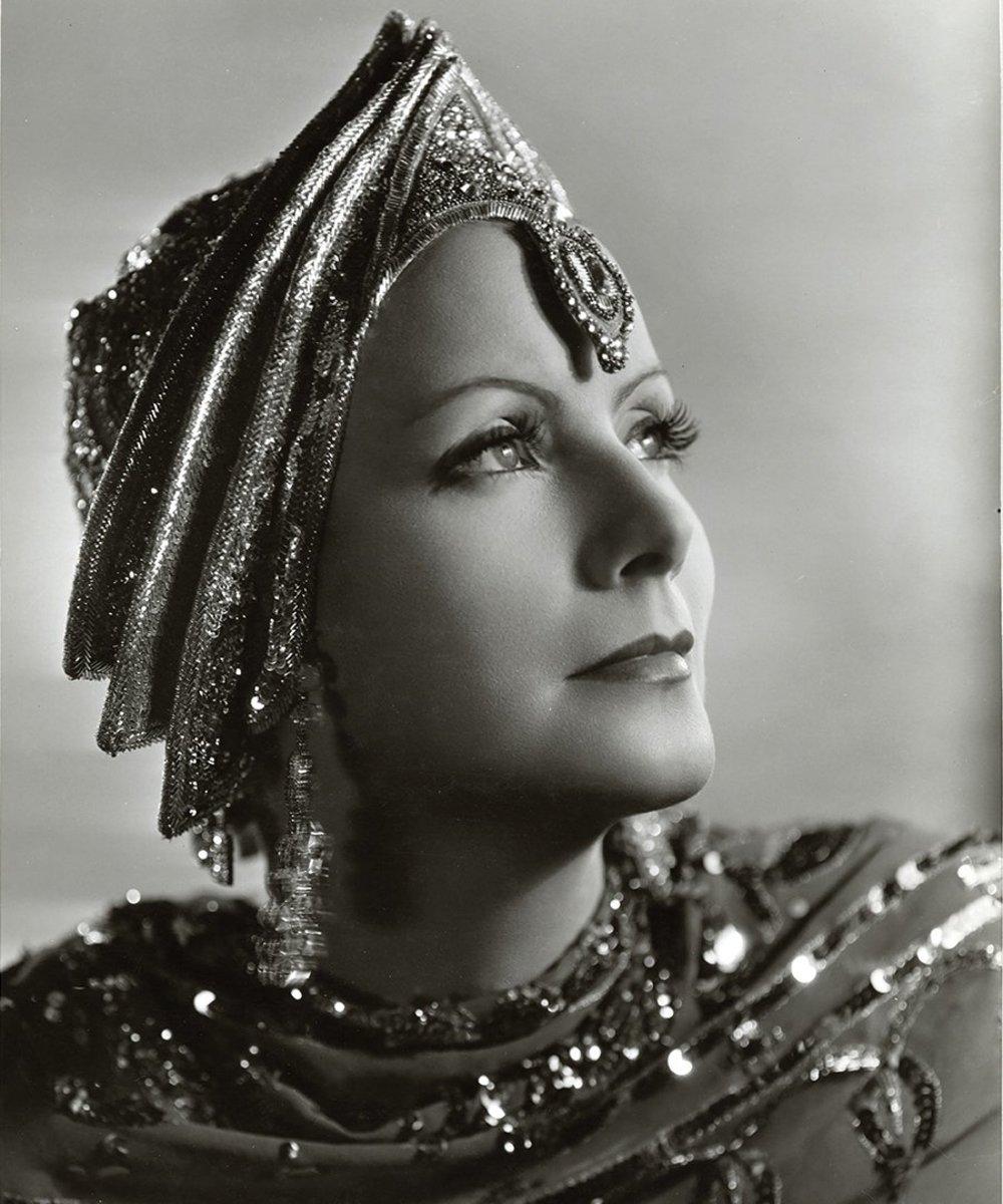 Garbo in Film Mata Hari