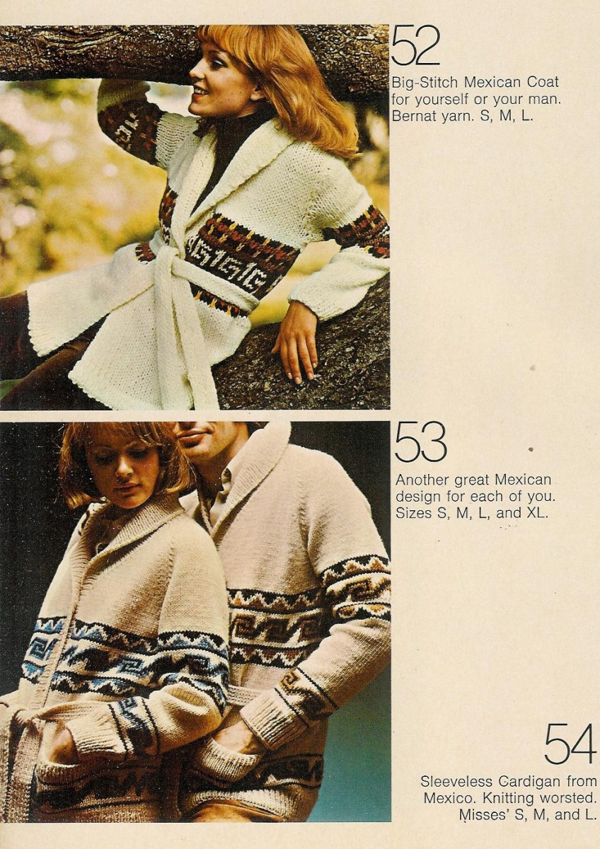 The Elusive Starsky Sweater Knit Pattern