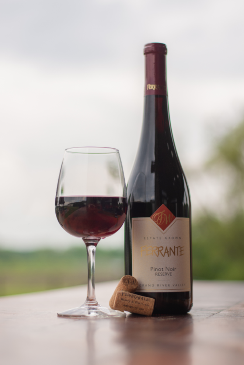 With a higher antioxidant concentration than other reds, pinot noir is the most beneficial of them all.