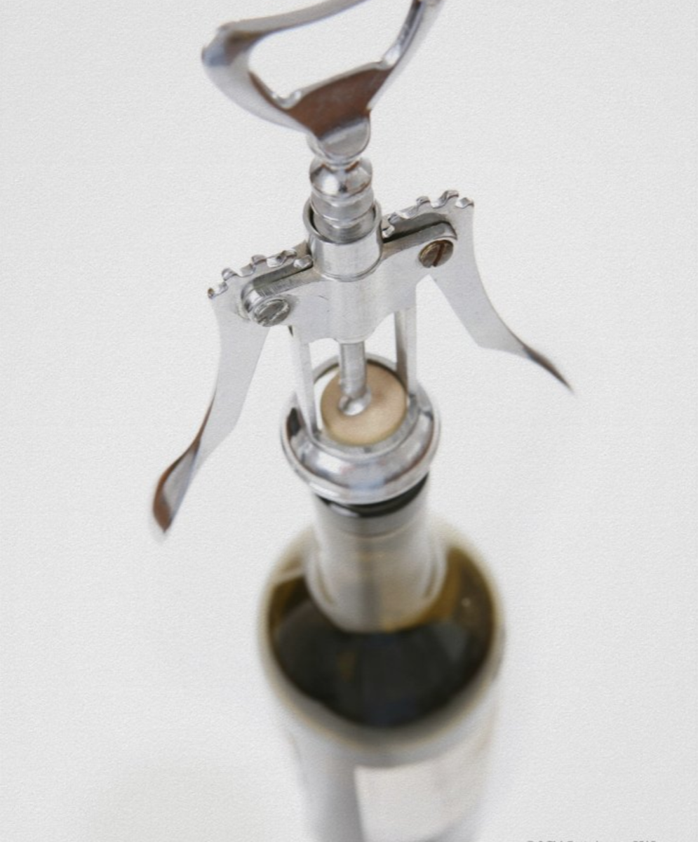 Pinot noir is sealed with a cork and will require a corkscrew to open.