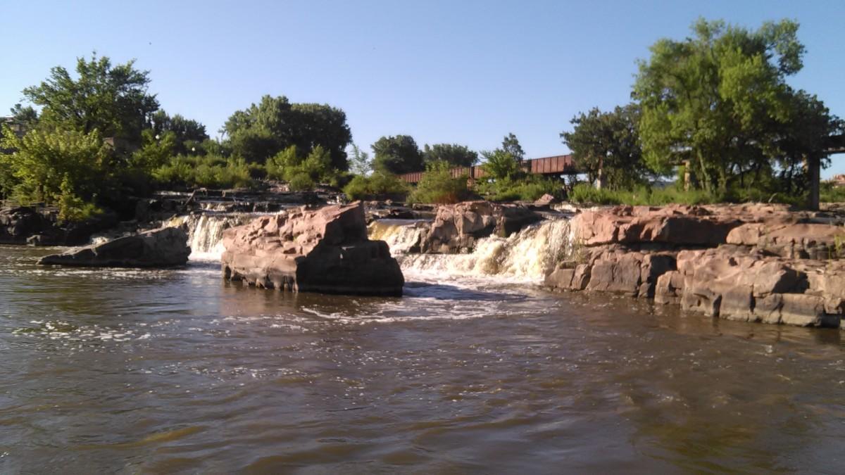 Falls Park Sioux Falls, SD