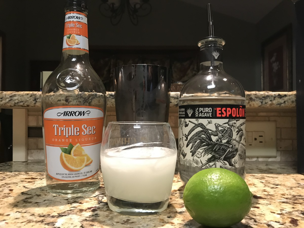 Margarita on the Rocks