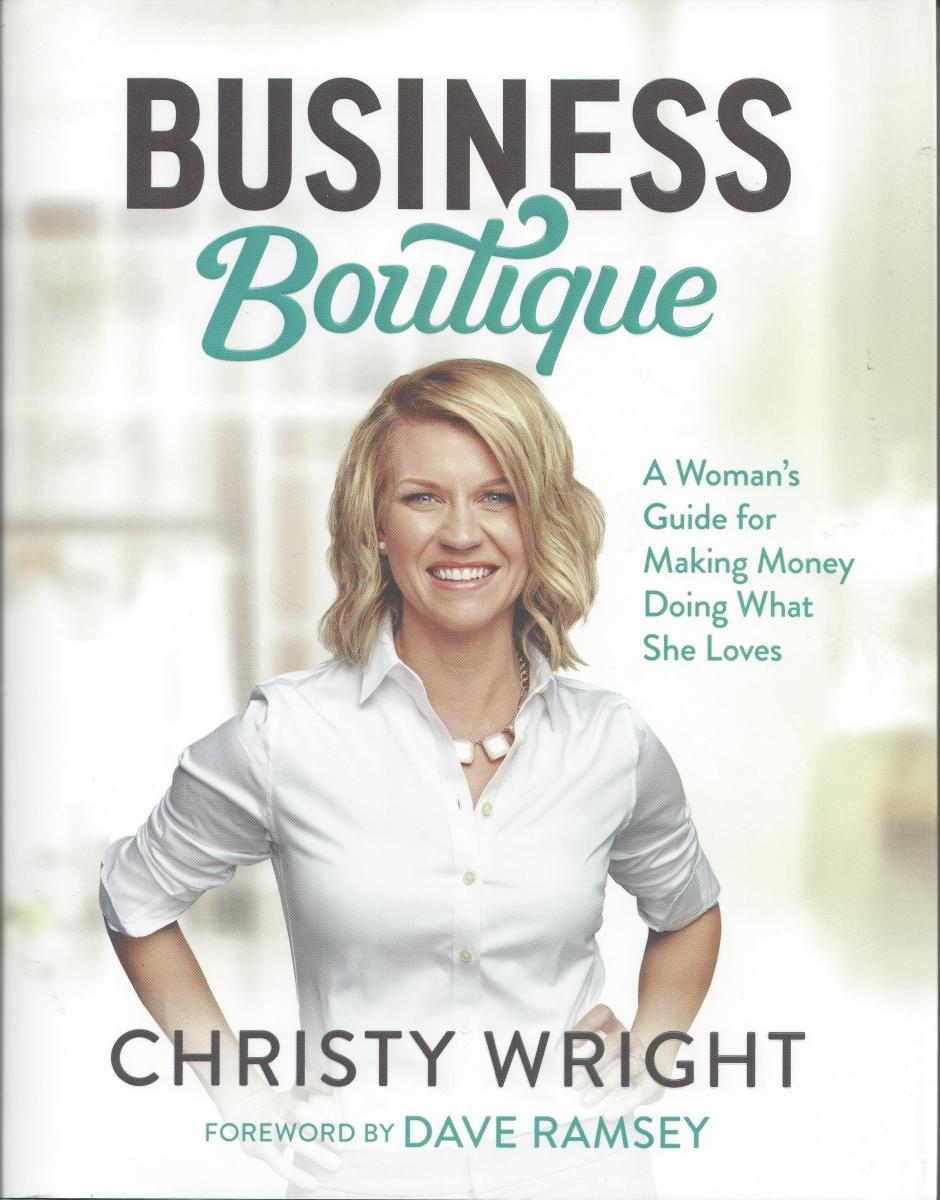 """""""Business Boutique"""" by Christy Wright"""