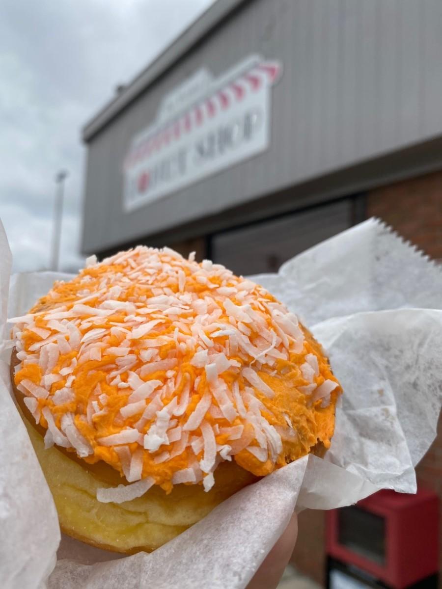 The Corner Donut Shop