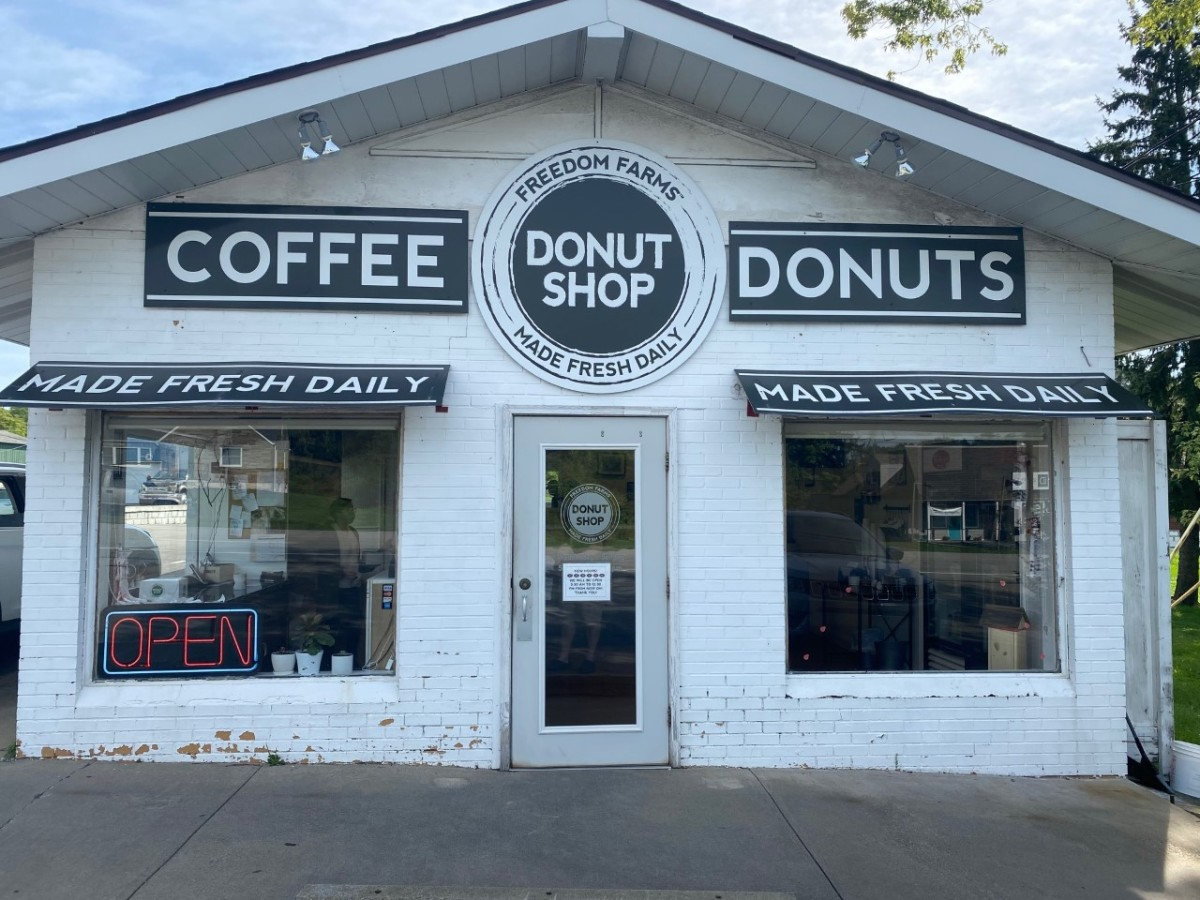 The Holy Grail of donuts