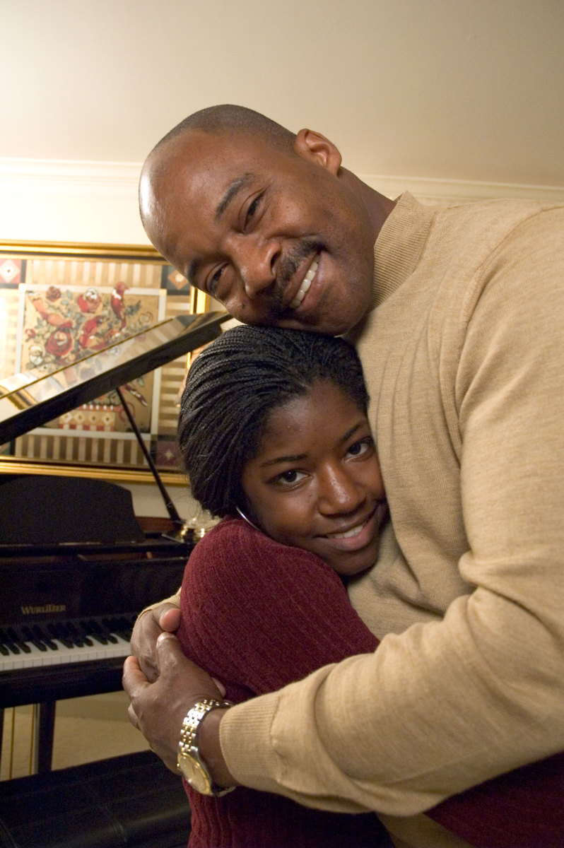 the love between a father and his daughter online dating