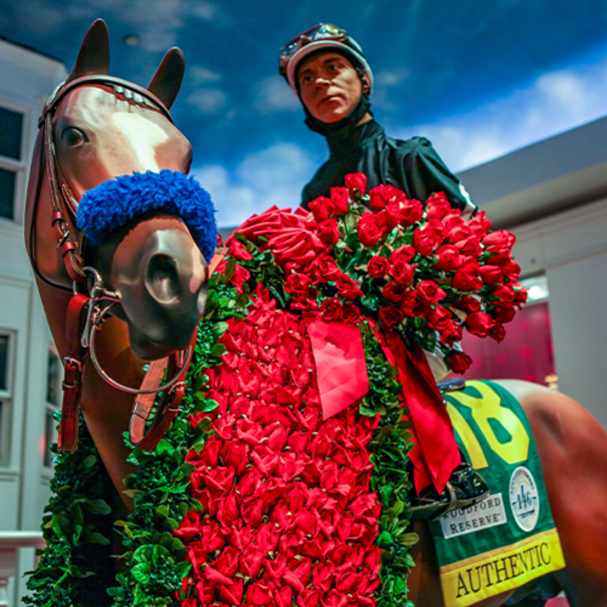 Winners Circle Kentucky Derby