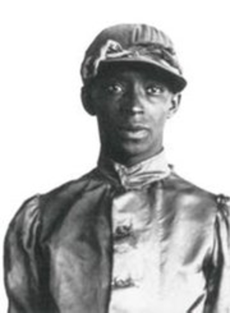 Oliver Lewis, First Jockey to  Win Kentucky Derby