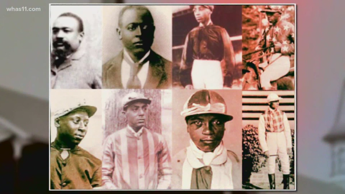 The First African American Athletes, the Jockeys of Horse Racing