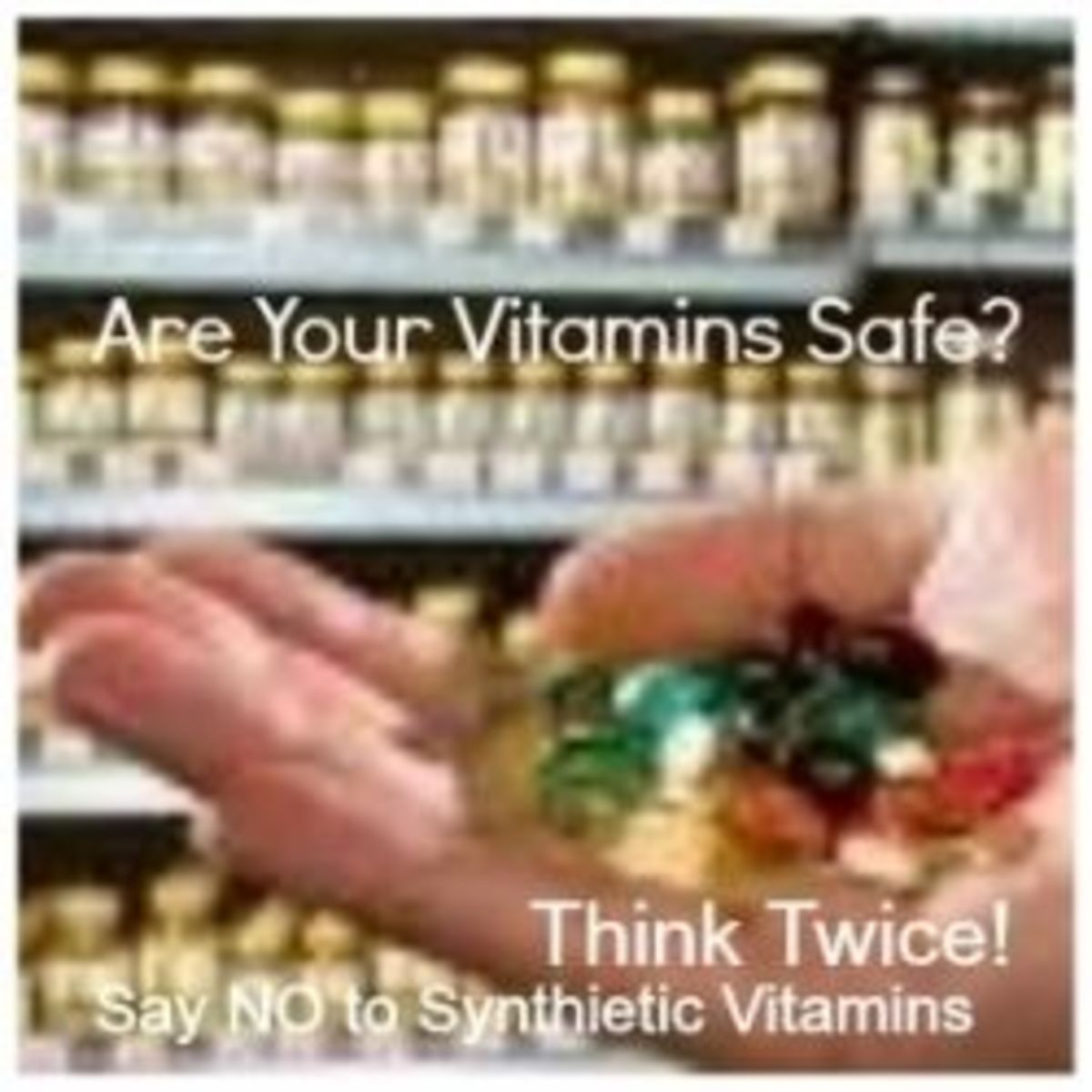 Whole Food Vitamins VS Synthetics