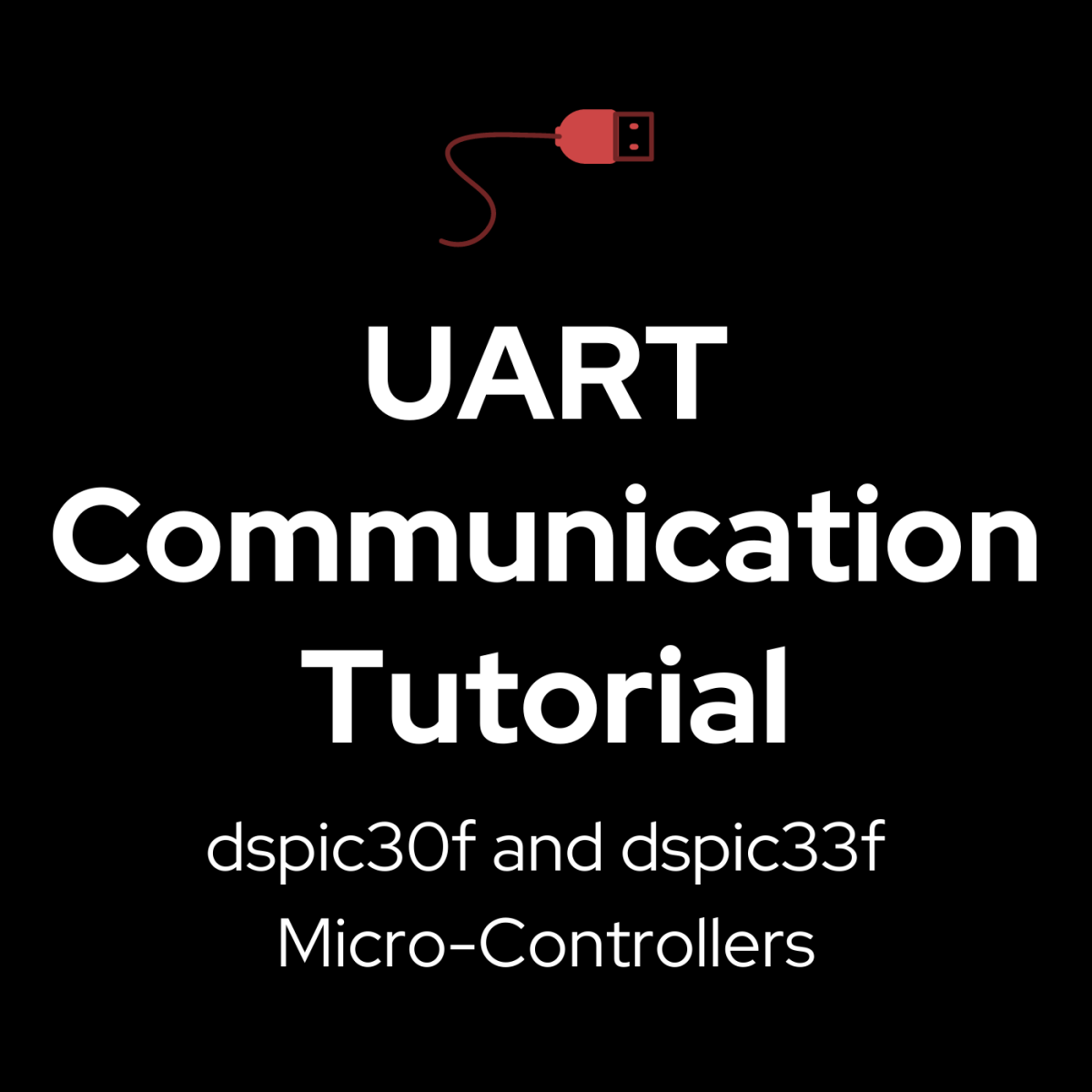 Follow along with this tutorial to learn how to establish communication between your micro-controller and PC.