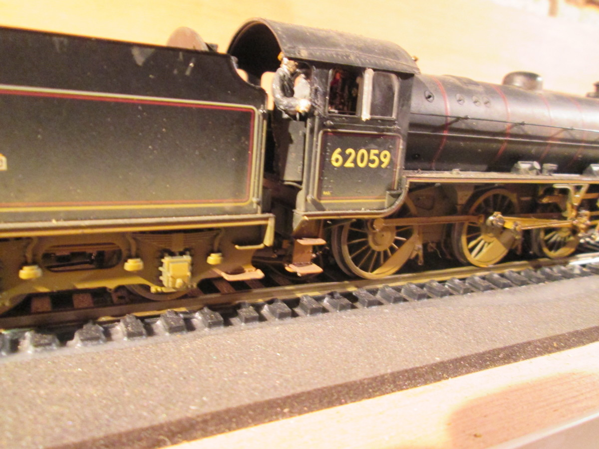 Class K1 62059 was a Darlington allocation (51A) in the 1950's - see also loco profiles below
