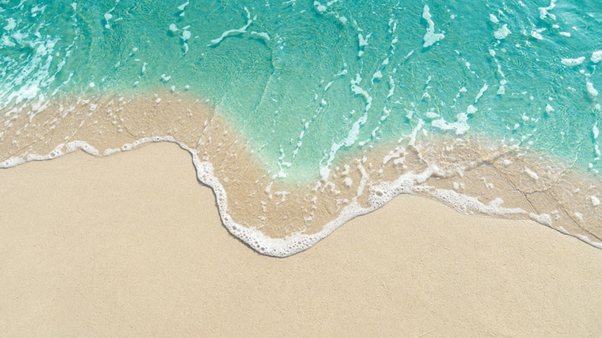 Sunscreens contaminate water bodies