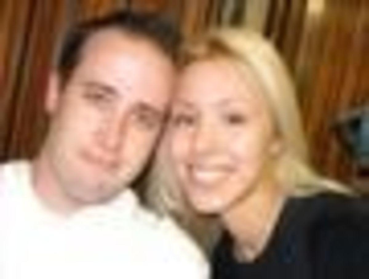 Travis and Jodi in a picture found on the loving memorial on Jodi Aria's MySpace page.