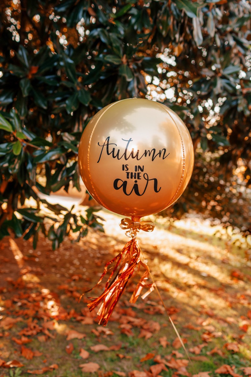 Personalized Balloons 2020 Trend