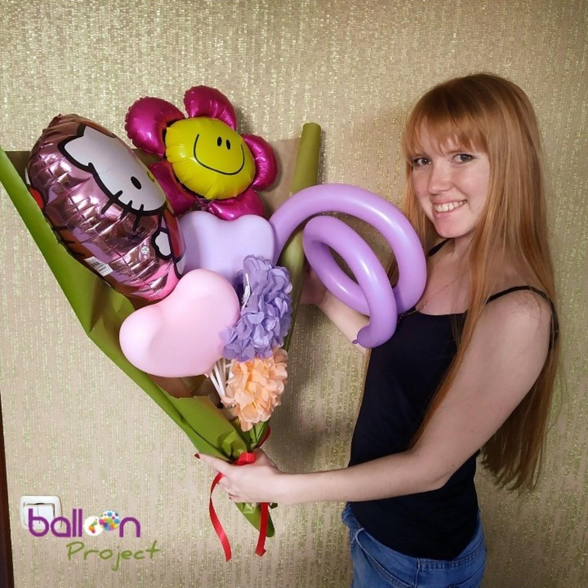 Craft Balloon Bouquet 2020 Trend
