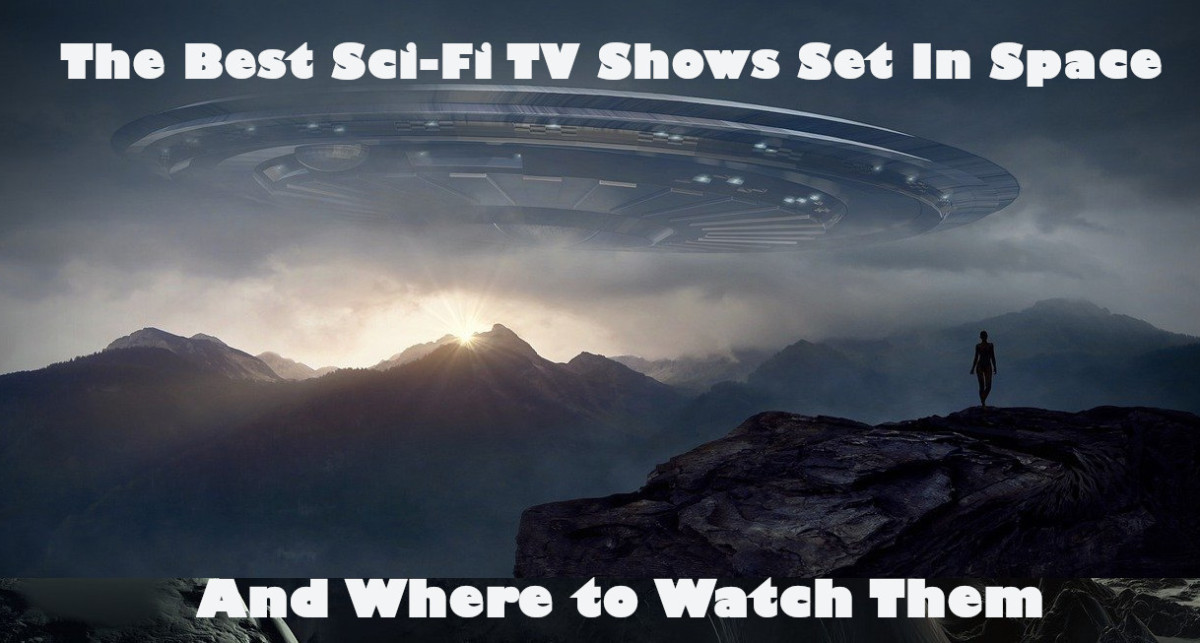 Where to watch Science Fictions TV shows that are set in space