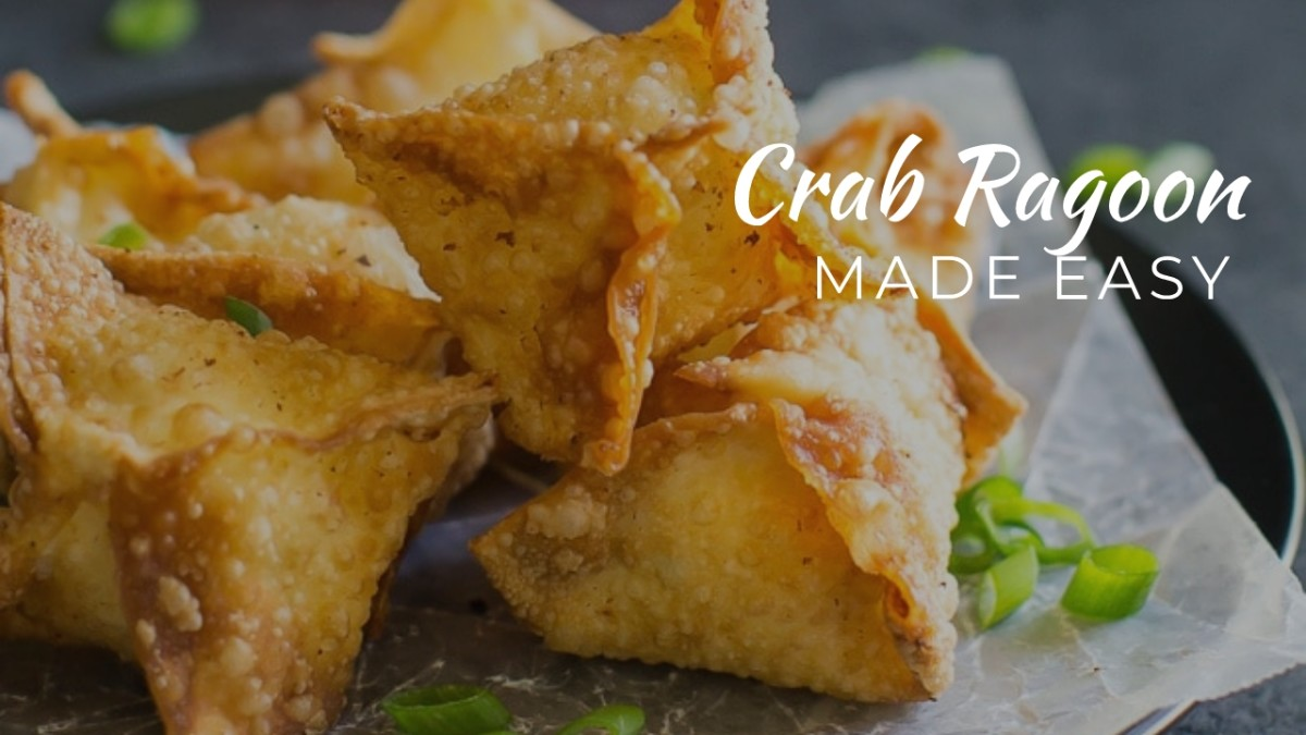 Easy Crab Ragoon Made at Home