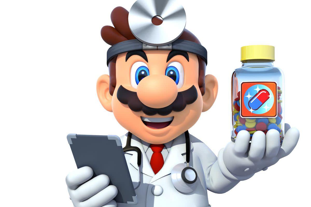 Mario I don't think drugs solve everything.