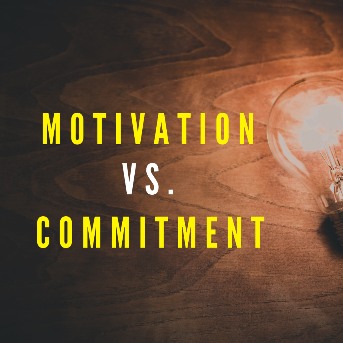 What to choose between motivation and commitment?