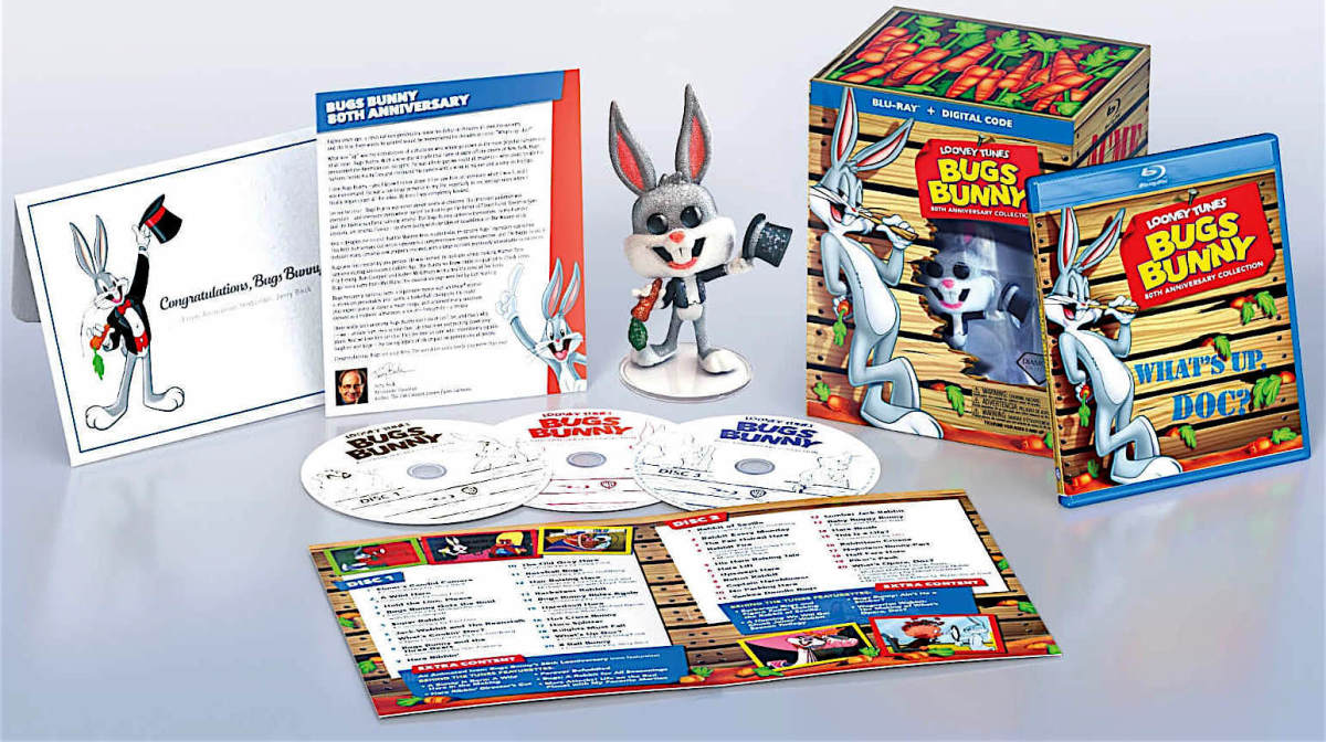 bugs-bunny-80th-anniversary-collection-blu-ray-review
