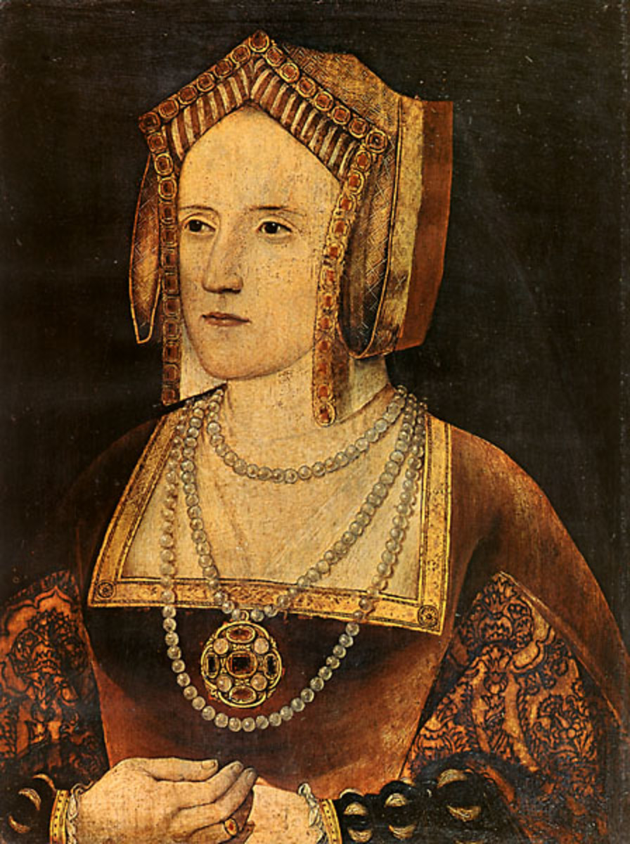A portrait previously believed to be Henry VIII's sixth wife but has now been confirmed as Katherine of Aragon