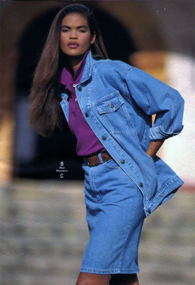 Fashion in 90s