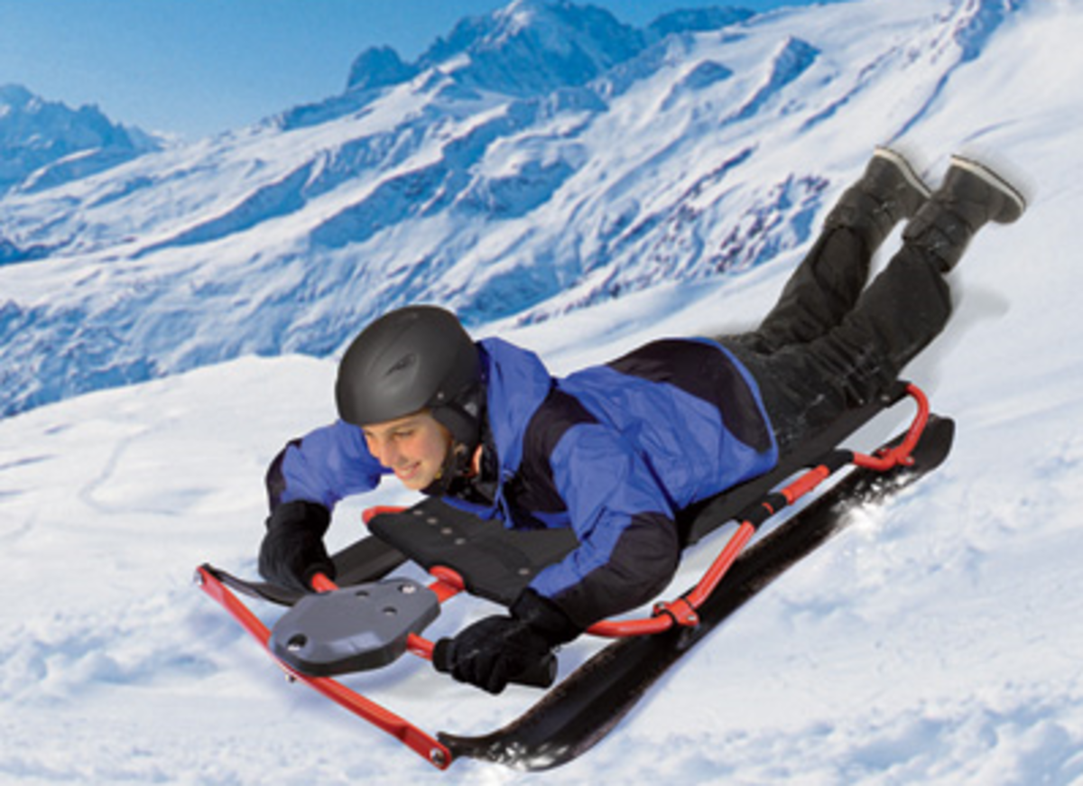 Best Kids Plastic, Inflatable and Foam Snow Sleds for 2014