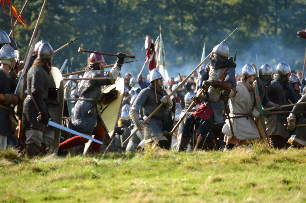 The fighting at Stamford Bridge near York on 25th September, 1066 saw the end of Viking incursions into England - it also foreshadowed a new incursion from Normandy