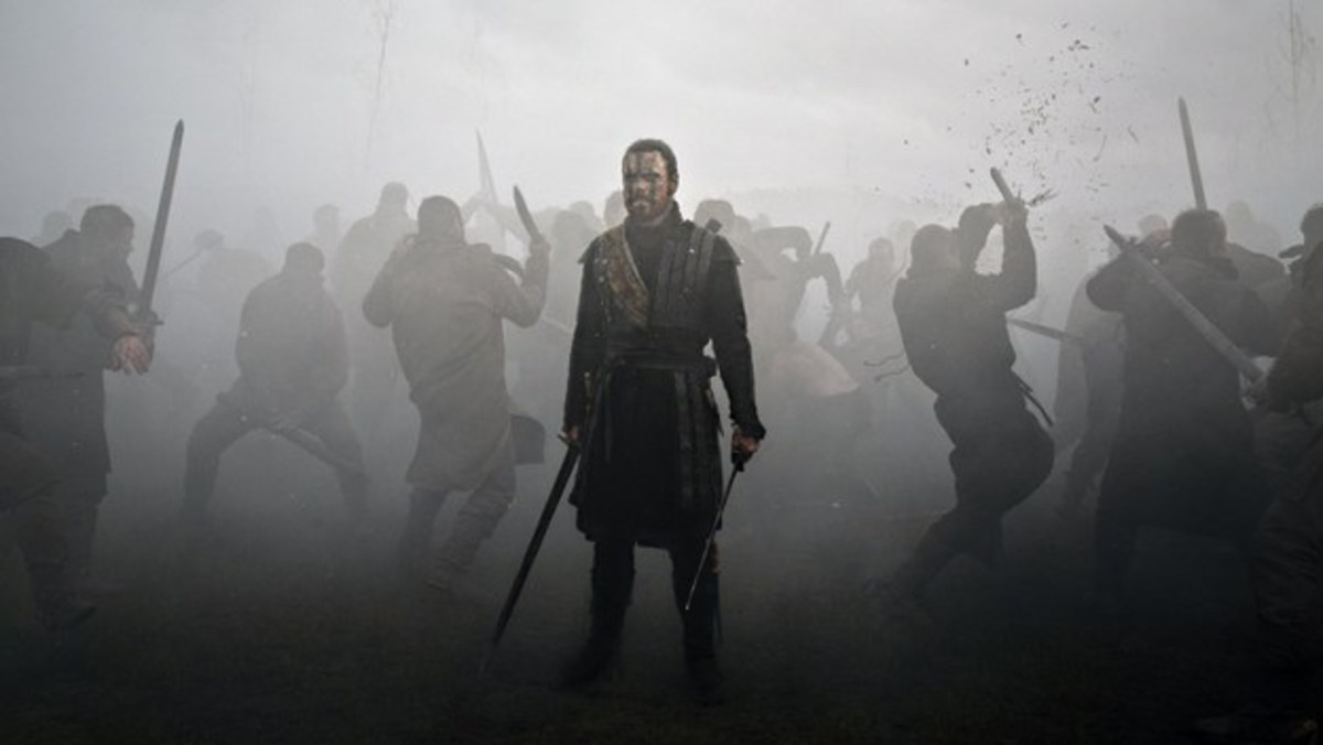 MacBeth the Scots' king was forced to withdraw into Moray in the north of Scotland after losing at Dunsinane, although he had slain Siward's elder son Osbeorn in single combat (cf: Shakespeare's 'MacBeth', the one bit he got right!)