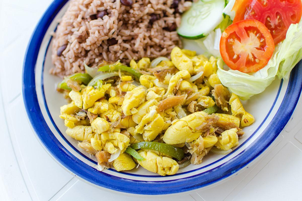 Jamaican exotic foods