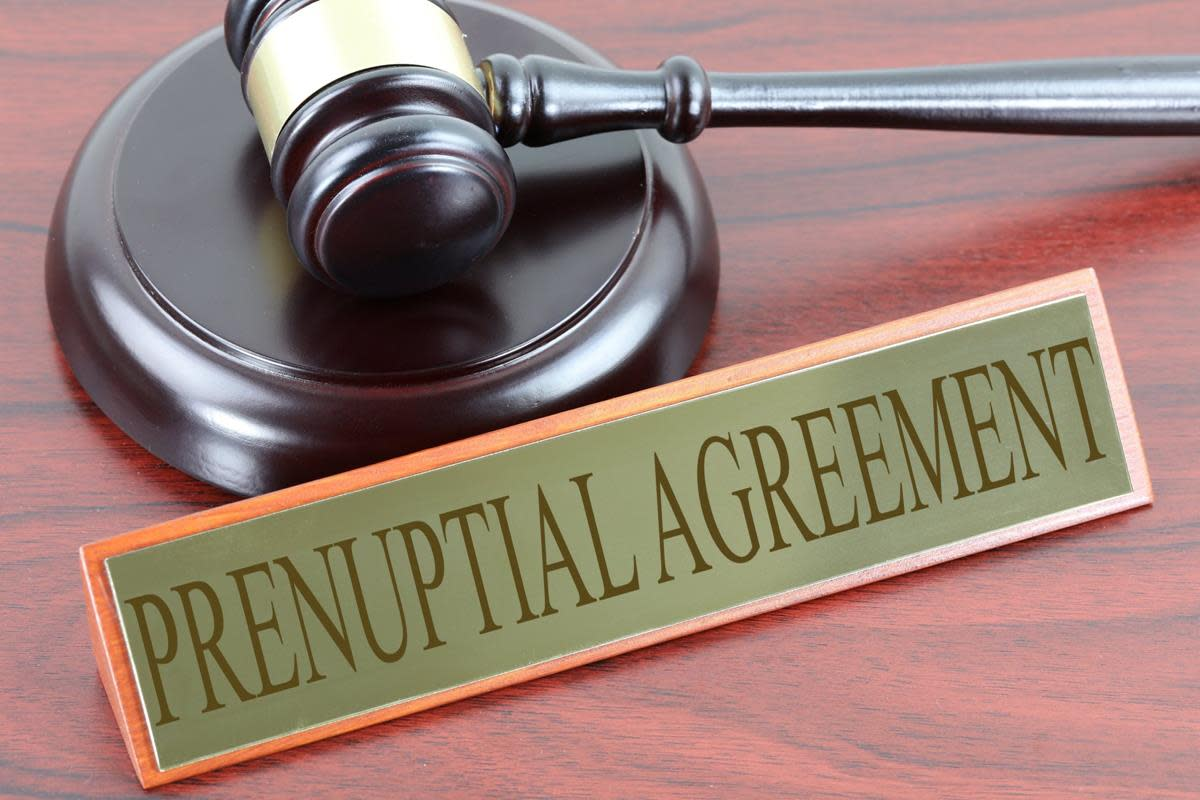 Prenuptial Agreements Not Part of God's Plan for Marriages