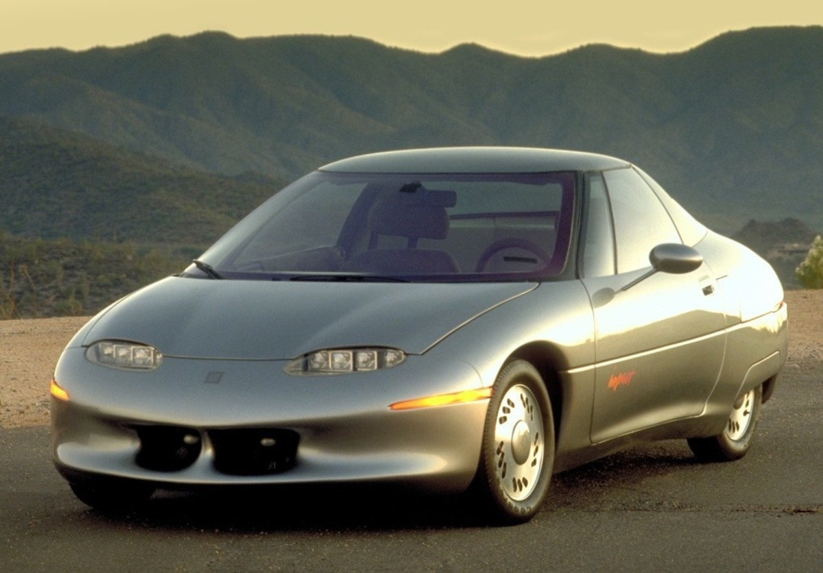 GM's 1990s EV1