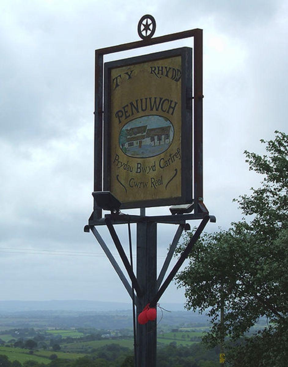 Penuwch Inn, Ceredigion