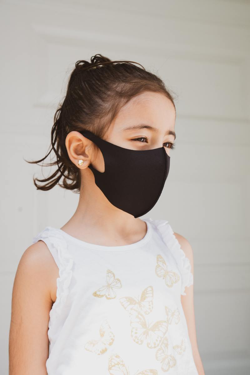 Masks as Fashion Accessories