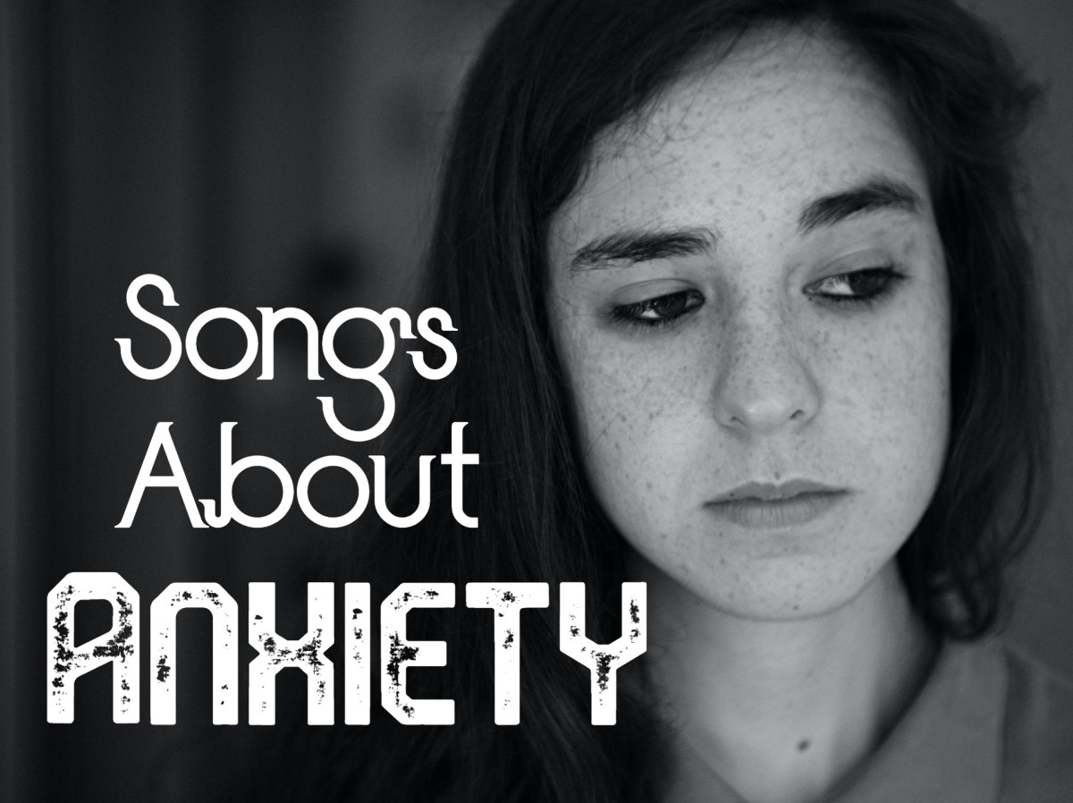 49 Songs About Anxiety