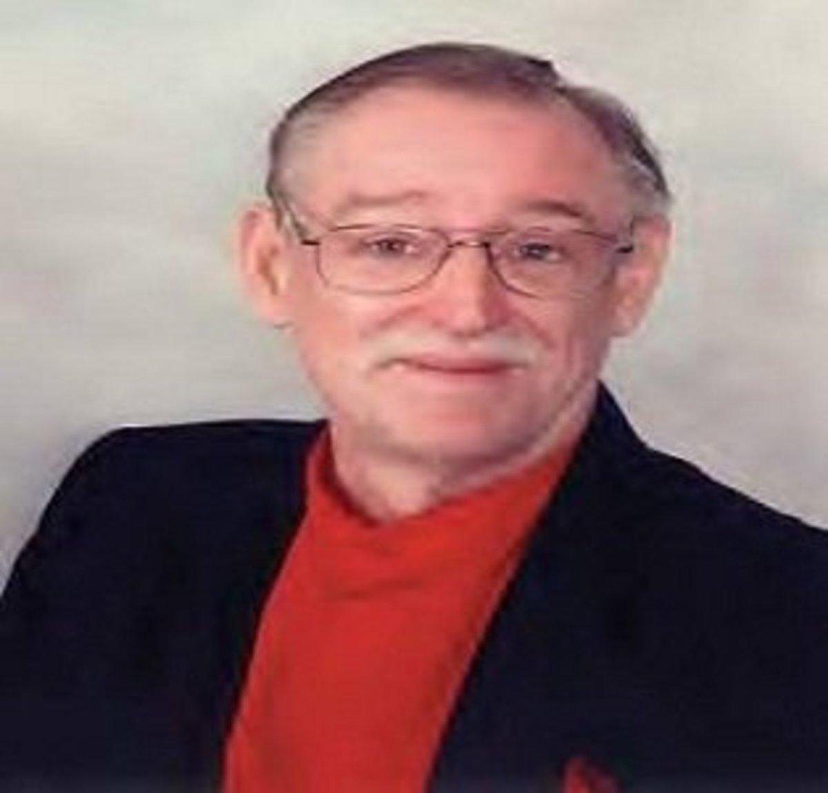 Author, James M. Becher